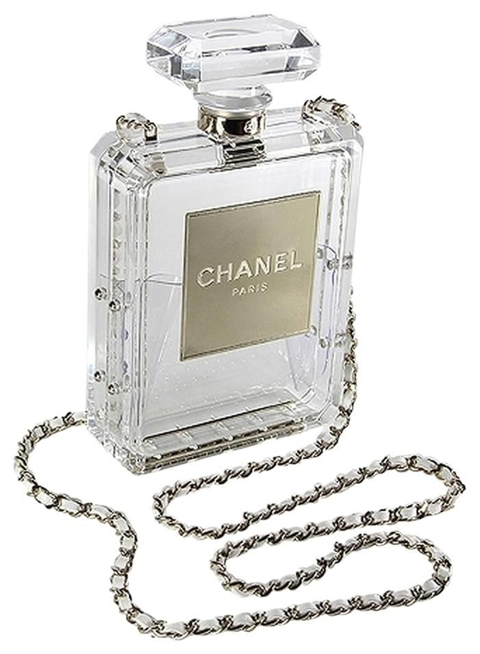 411524252c4 Chanel Limited Edition Perfume Bottle Plexiglass Shoulder Bag. Get one of  the hottest styles of the season! The Chanel Limited Edition Perfume Bottle  ...