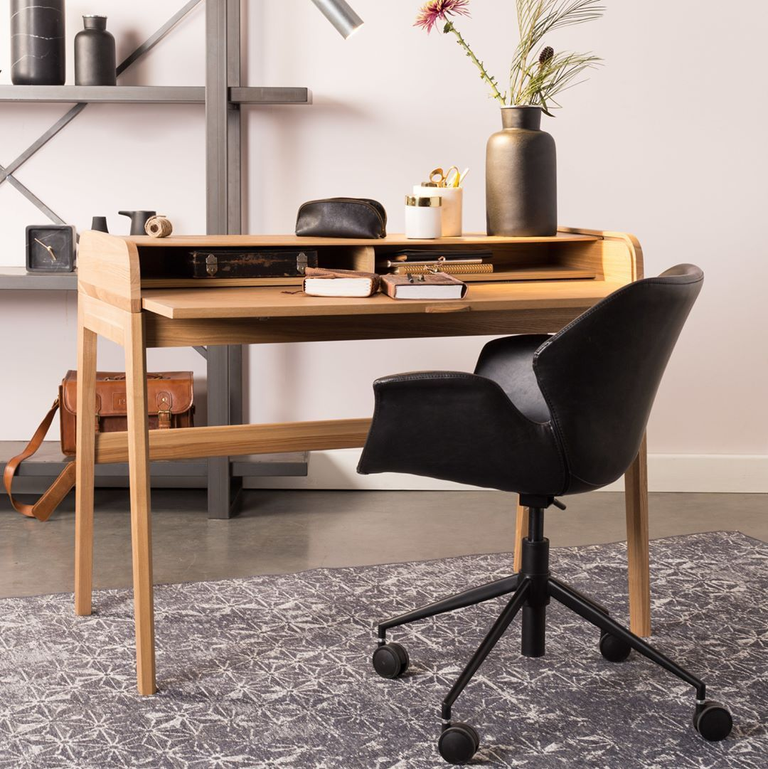 A Home Office May Absolutely Be Seen Our Swivel Chairs Are Super Comfortable In Height Adjustable And At The Same Time Looking Desk Beautiful Desk Furniture