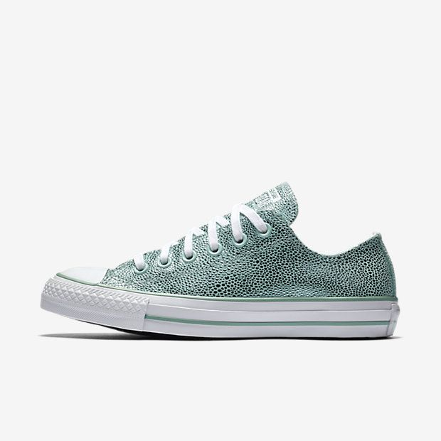 2f6f673c94a Converse Chuck Taylor All Star Metallic Low Top Women s Shoe ...