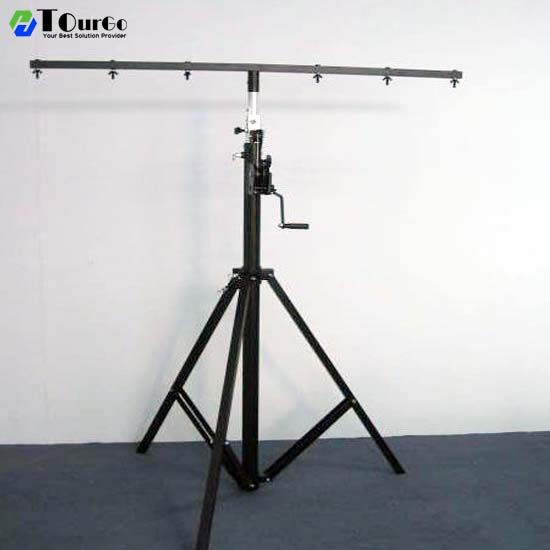Pin On Tourgo Crank Stand Lighting Stand Dj Truss Stand