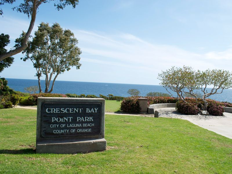 Crescent Bay Point Park Laguna Beach Bay Point Laguna