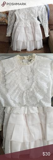 Vintage 1st Communion/Confirmation dress This is beautiful! I haven't seen o #fashion #style #stylish #love #cute #photooftheday #nails #hair #beauty #beautiful #instagood #pretty #swag #pink #eyes #confirmationdresses Vintage 1st Communion/Confirmation dress This is beautiful! I haven't seen o #fashion #style #stylish #love #cute #photooftheday #nails #hair #beauty #beautiful #instagood #pretty #swag #pink #eyes #confirmationdresses