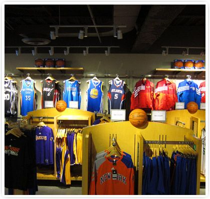 NBA Store on 590 5th Ave (between 47th St   48th St) New York 0b8dce64b
