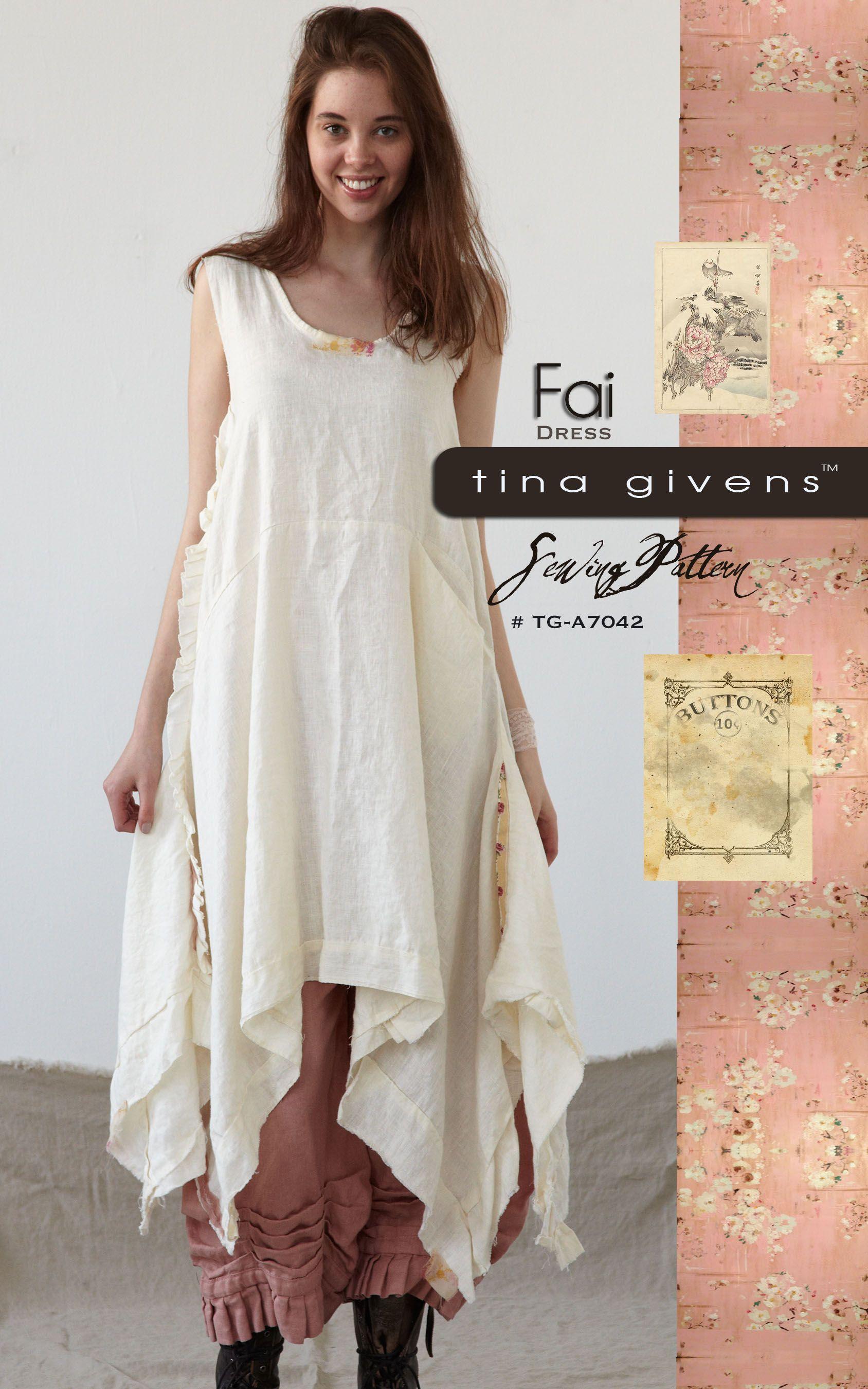TG-A7042 FAI DRESS