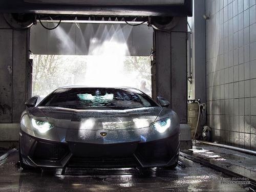 Lamborghini Weekly Car Wash