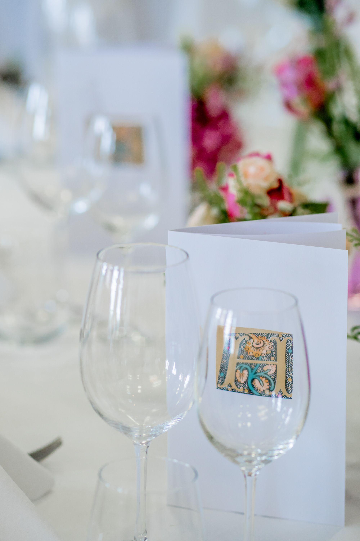 Gedeckte Tafel Heiraten Hochzeitslocation Romantische Hochzeit