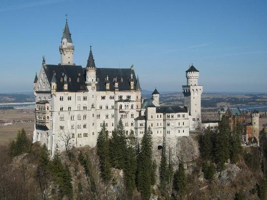 Neuschwanstein Castle Google Images Neuschwanstein Castle Germany Castles Viking Cruises Rivers