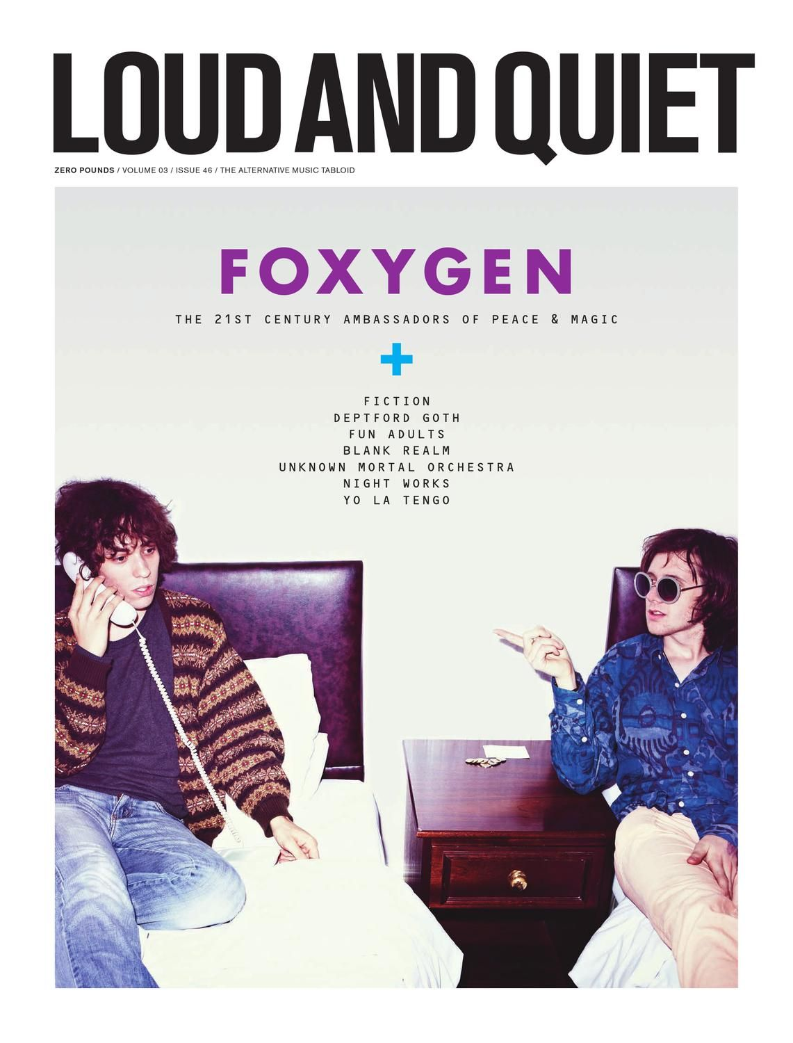 Loud And Quiet 46 (March 2013)