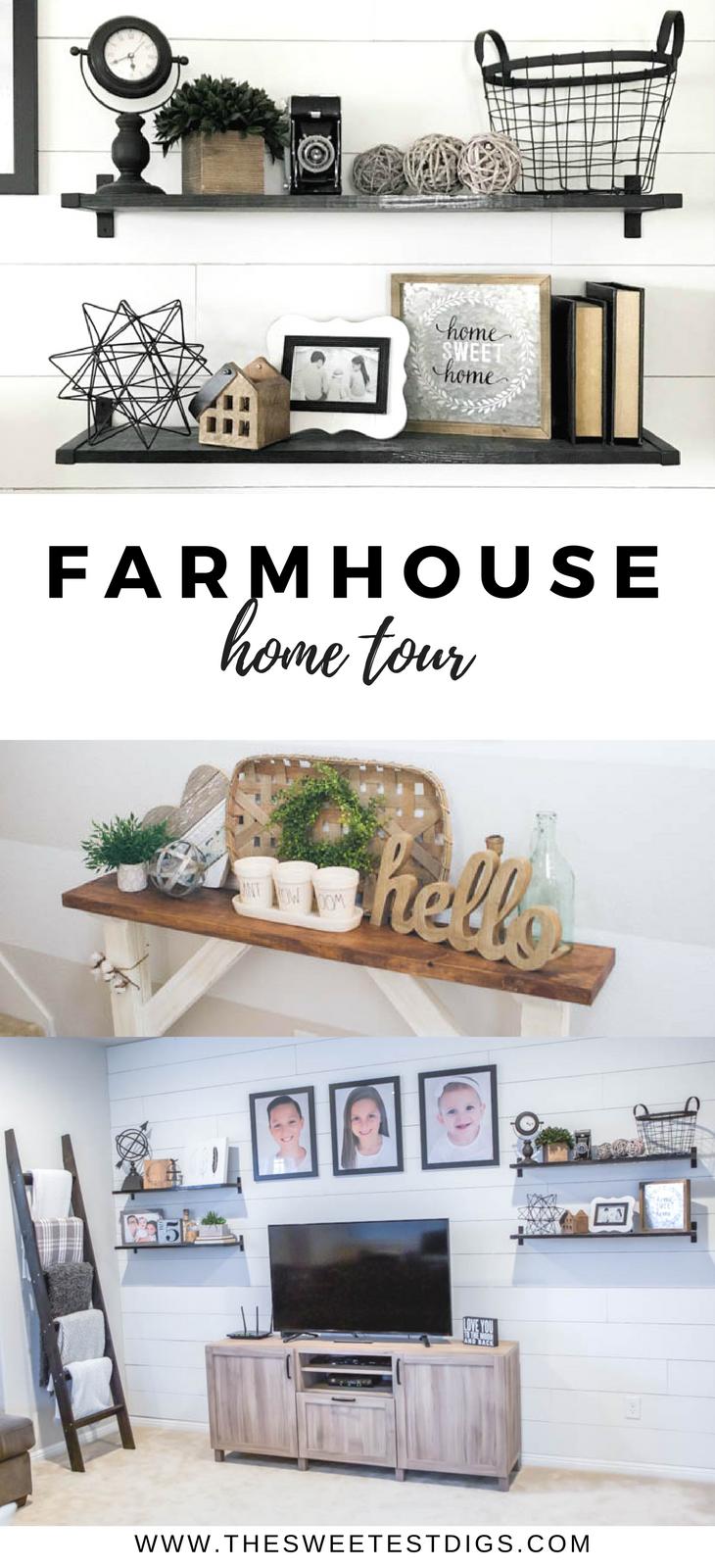Marleyus modern farmhouse home tour modern farmhouse modern and room