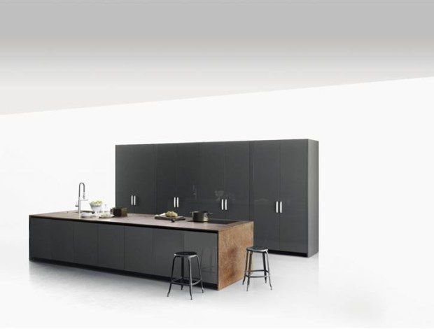 Cucine Boffi 2014 7 14 Contemporary Kitchen Cabinets Clean