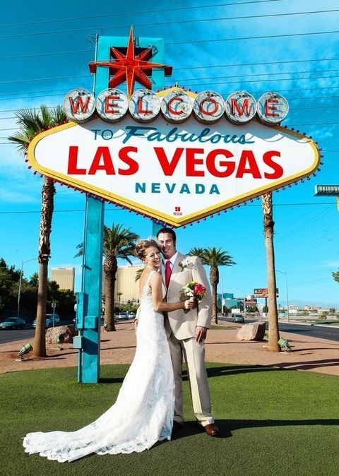 Why Is Vegas One Of The Best Places In World To Get Married Because
