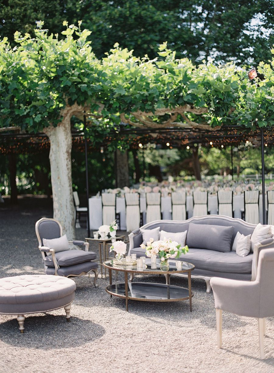 Black Tie Al Fresco Affair In Napa