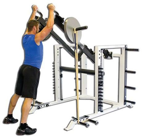 sorinex hurricane  at home gym diy gym equipment