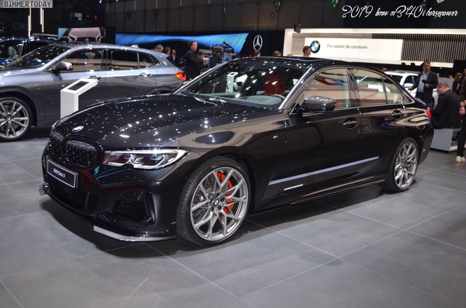 2019 Bmw M340i Horsepower In 2020 Bmw Bmw For Sale Car