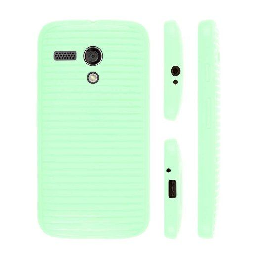 Motorola Moto G Mint Empire Gruve Full Protective Tpu Case Screen Protector Included Motorola Mobile Phone Case Accessories Case Motorola Phone