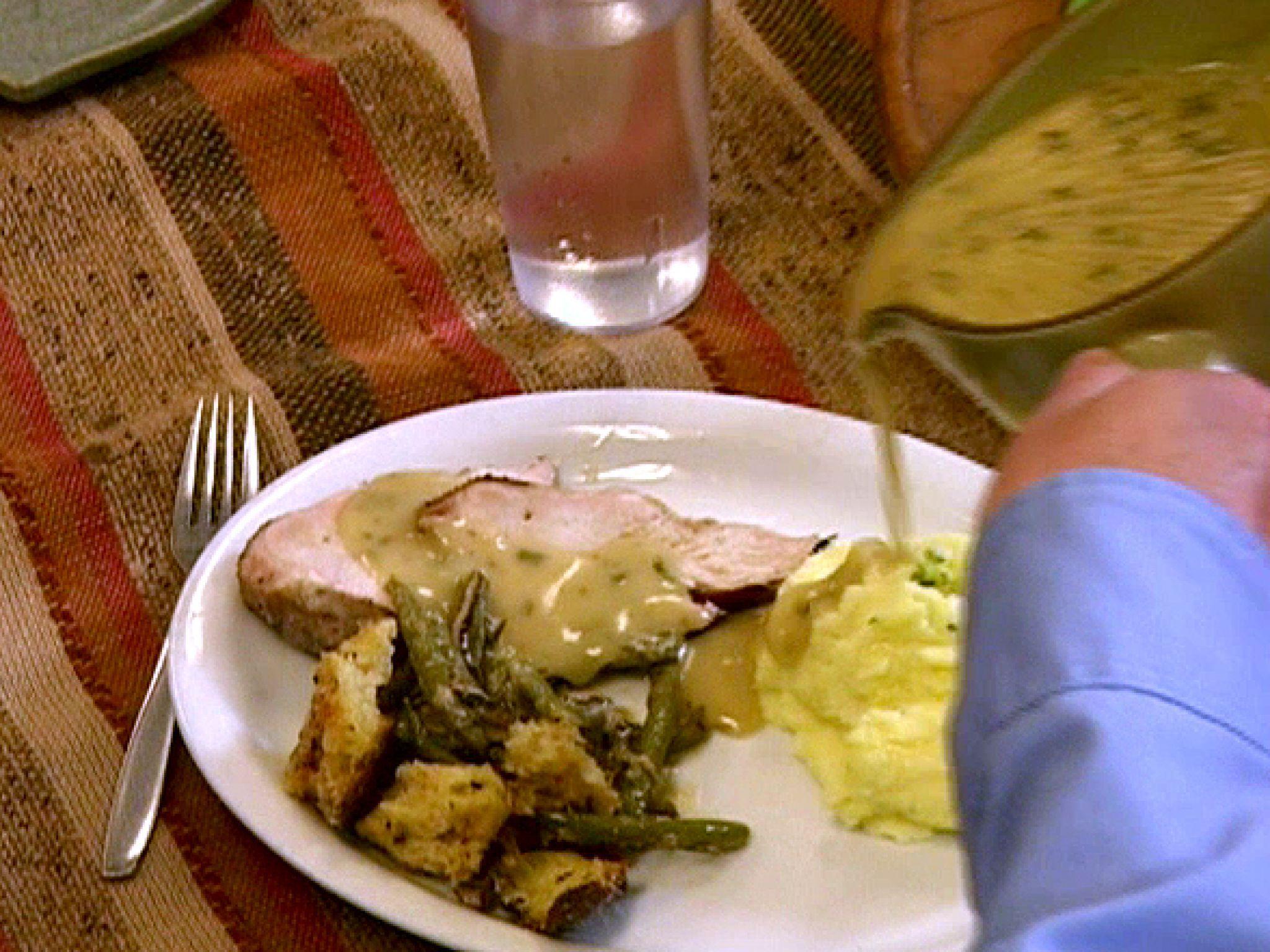 Tyler Florence Turkey turkey gravy | recipe | turkey gravy, tyler florence and gravy