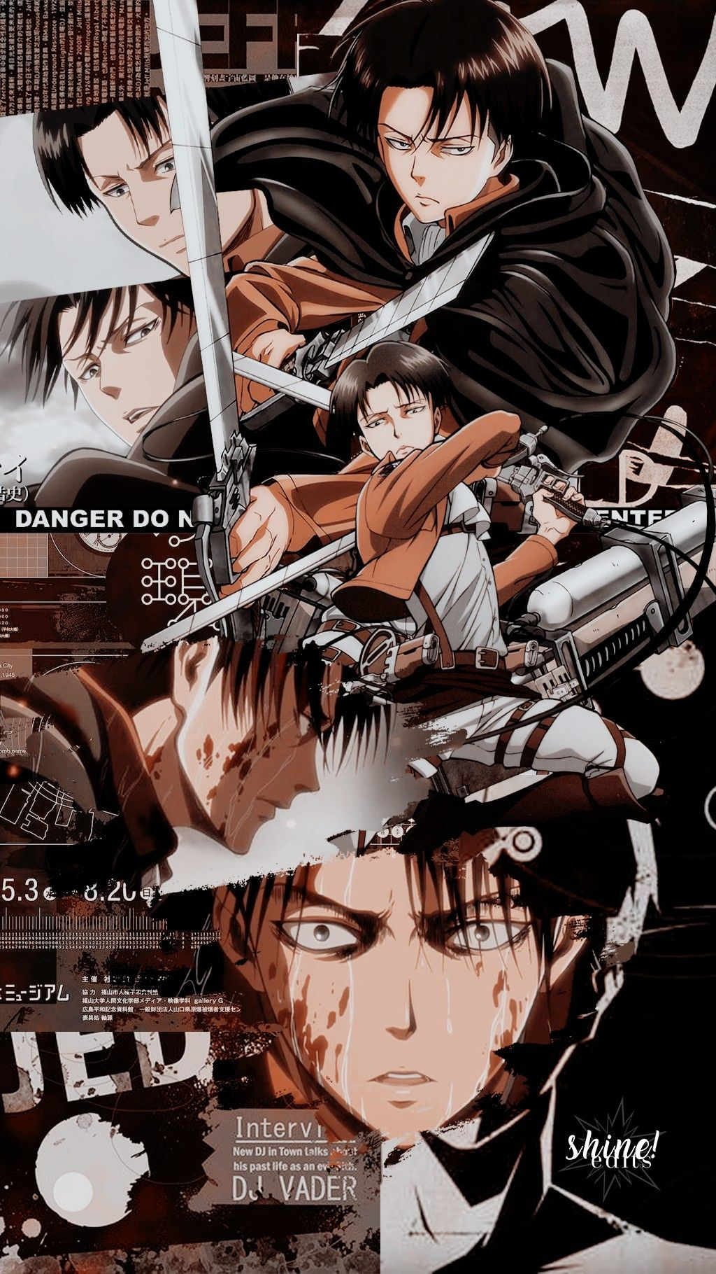Levi Ackerman Lockscreen Shingeki No Kyojin Shinedlts On Twitter Anime Wallpaper Phone Cool Anime Wallpapers Cute Anime Wallpaper