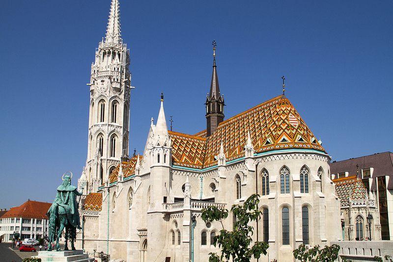 nhà thờ Matthias