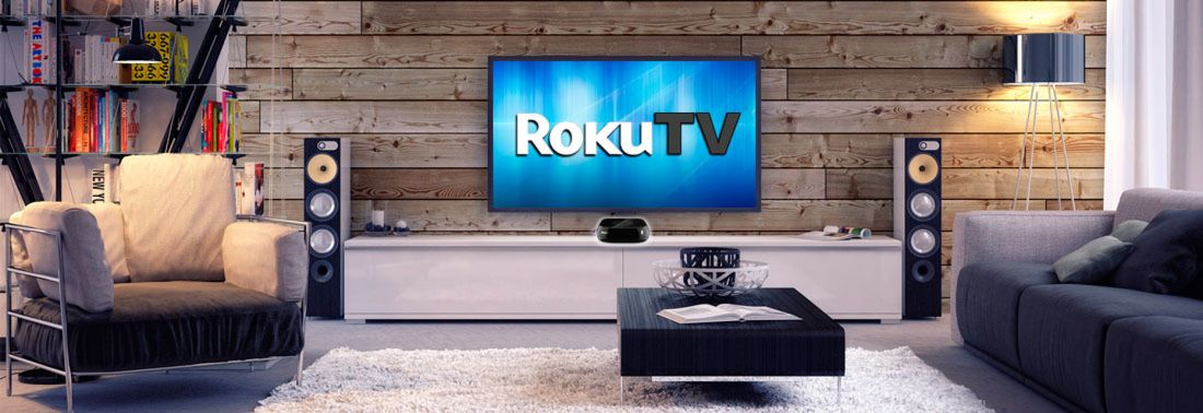 Picture roku tv home