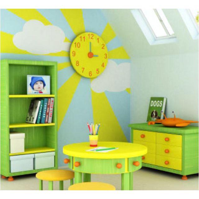 Kids Room Home Design Pinterest Kids rooms, Sunday school and Room