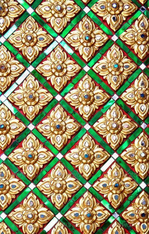 Thai Pattern by chartcameraman เอกรงค์, ศิลปะโบราณ
