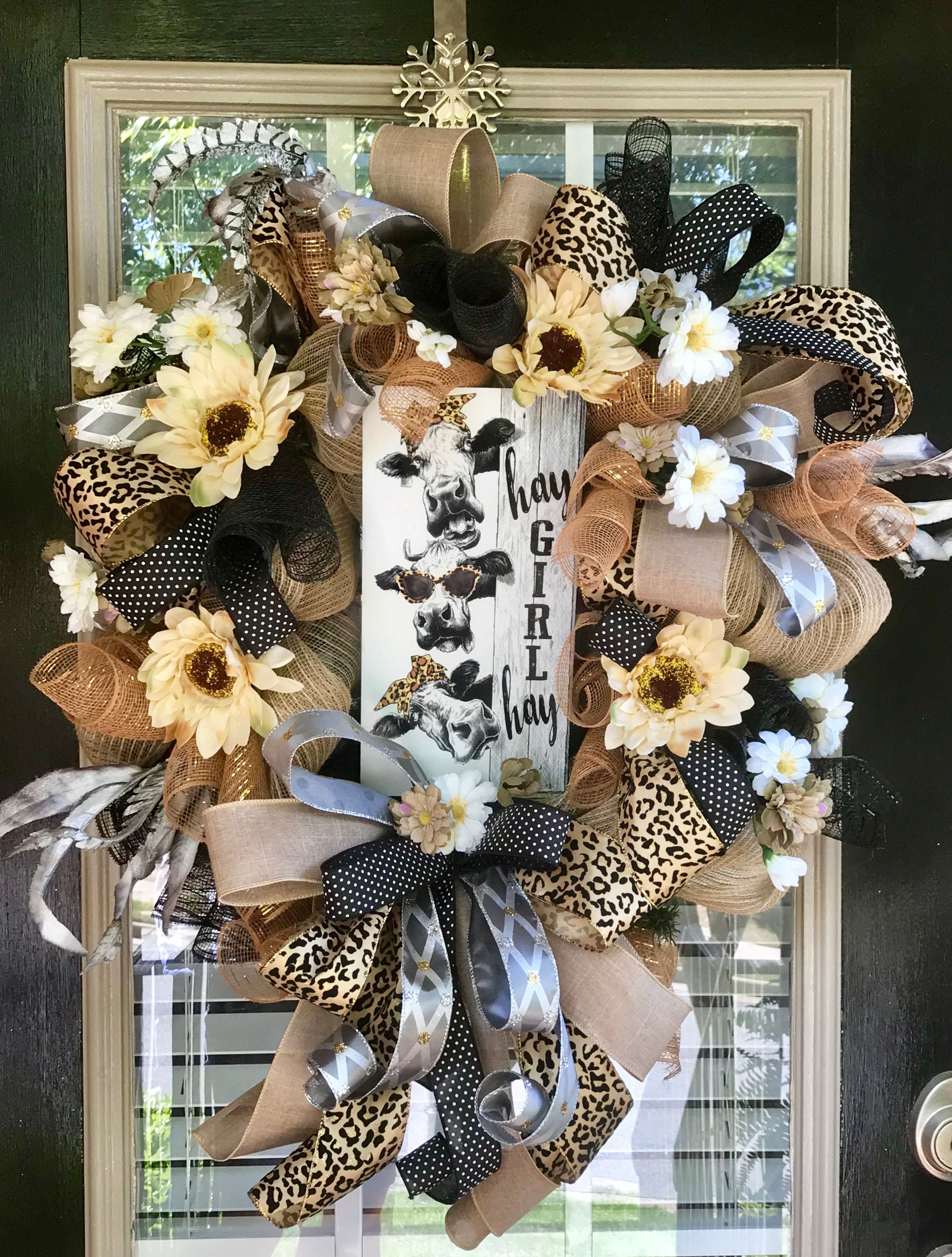 Pin By Teshena Marshall Williams On Craft Lovers Everyday Wreath