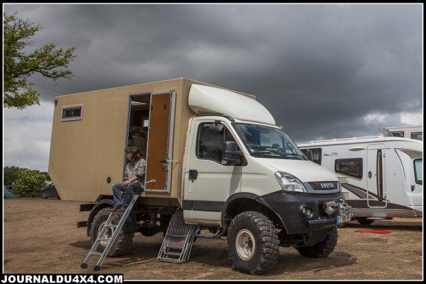 Iveco caravan for our European trip?