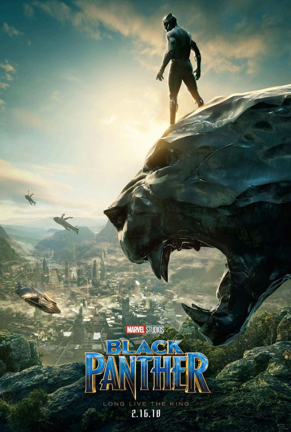 Return To The Main Poster Page For Black Panther 2 Of 2