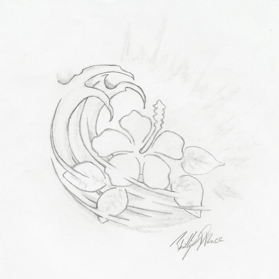 Hawaiian flower pencil sketch by revolt914 traditional art drawings hawaiian flower pencil sketch by revolt914 traditional art drawings hawaiian flower drawing izmirmasajfo