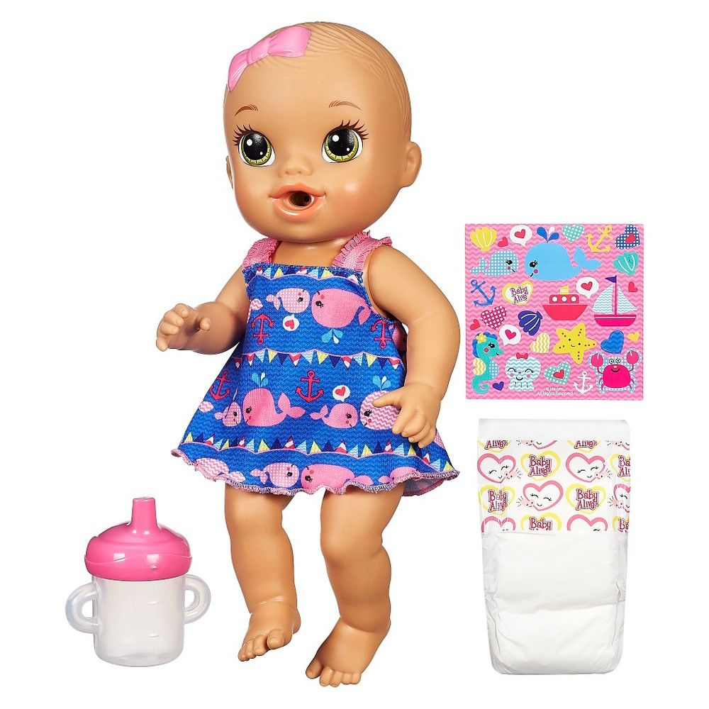 Baby Alive Sips 'n Cuddles Nautical Outfit