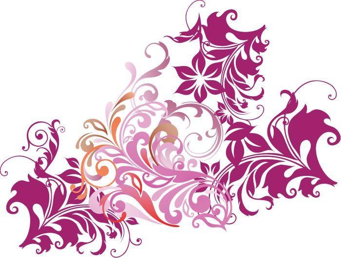 art | Floral Element Vector Art | Free Vector Graphics | All Free ...