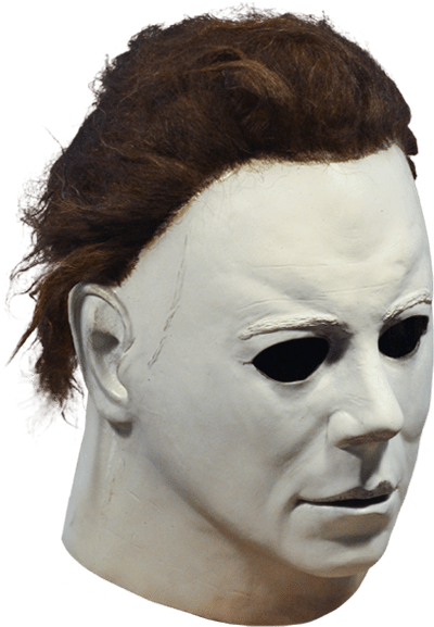 Michael Myers mask from Halloween (1978) Michael myers