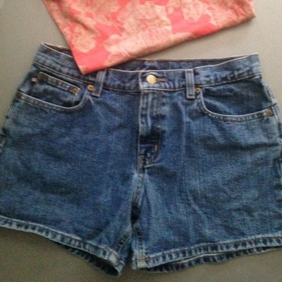 Vintage Ralph Lauren Jean Shorts Ralph Lauren denim shorts in great condition Ralph Lauren Jeans