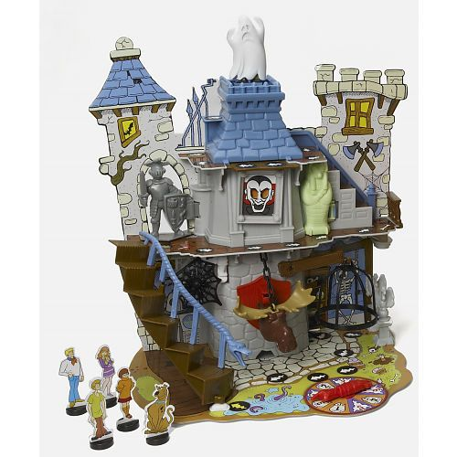 91e546bf48 Scooby Doo Haunted House Game. Want!