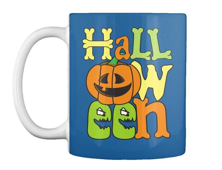 Funny Halloween Coffee Mug