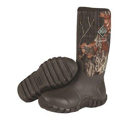 Muck Boot Unisex Fieldblazer Mossy Oak-Mens Size 9/Womens Size 10 ...