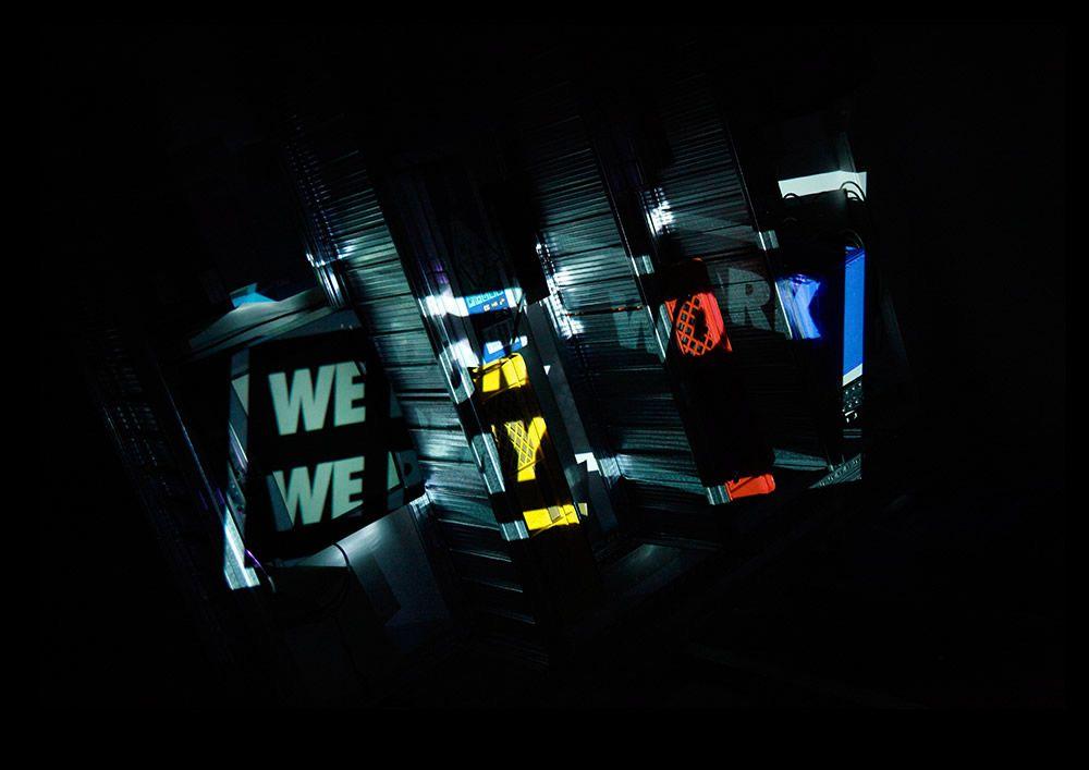 We Don't Work – We Play II on Behance