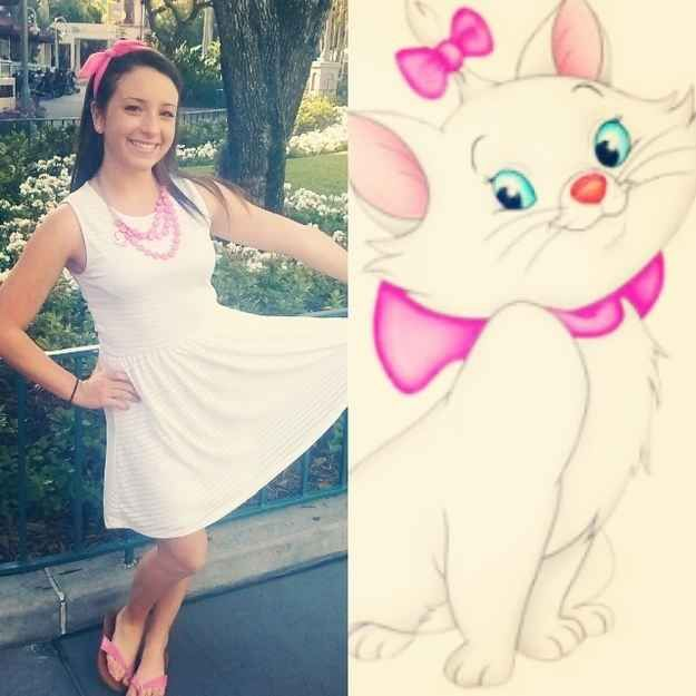 Marie, The Aristocats