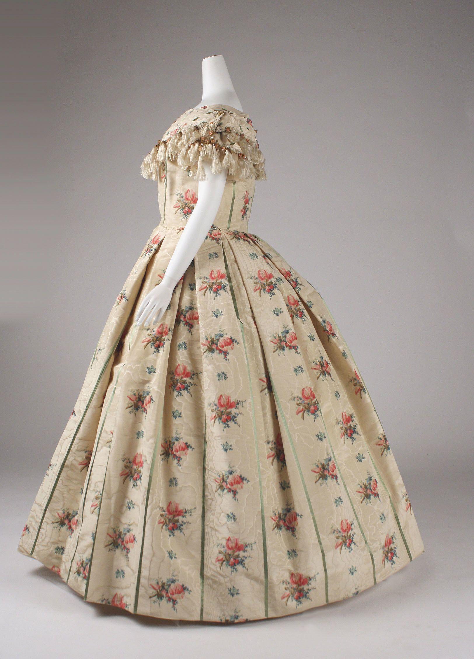 floral evening gown civil war era ball u evening gowns