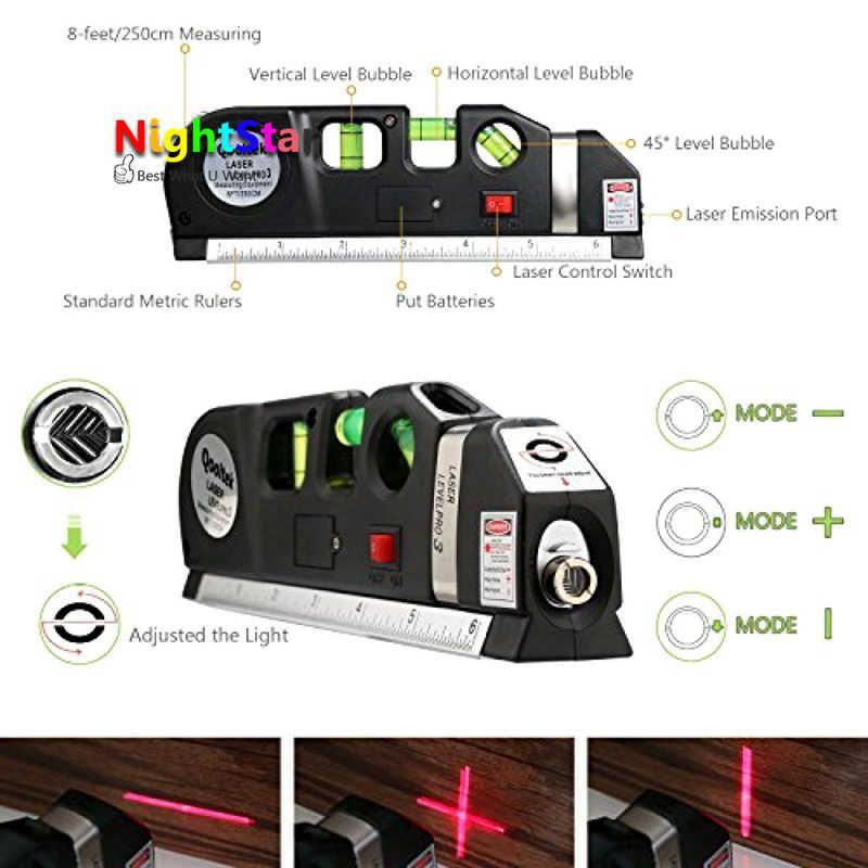 100 Brand New. High Quality New Laser Level Horizon