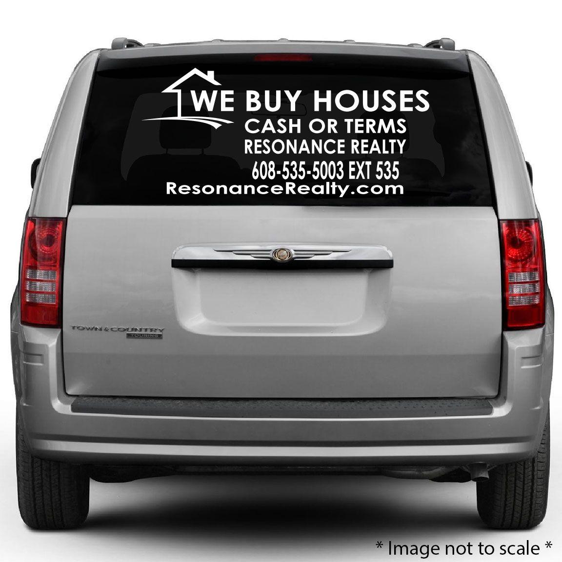 We Buy Houses | Resonance Realty | ResonanceRealty.com ...