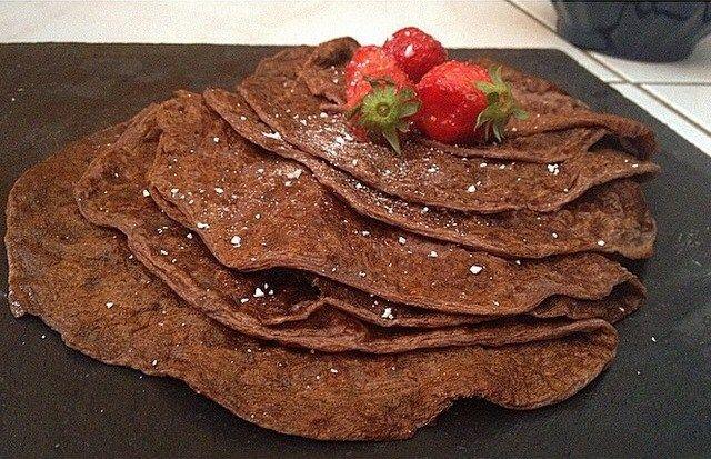 la recette ultime de pancakes hyper prot in s au chocolat. Black Bedroom Furniture Sets. Home Design Ideas