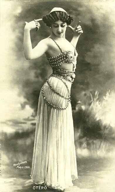 Caroline Otero