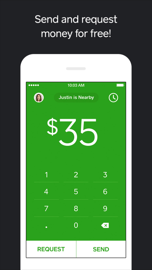 Square Cash (With images) Send money, App, Apple watch apps