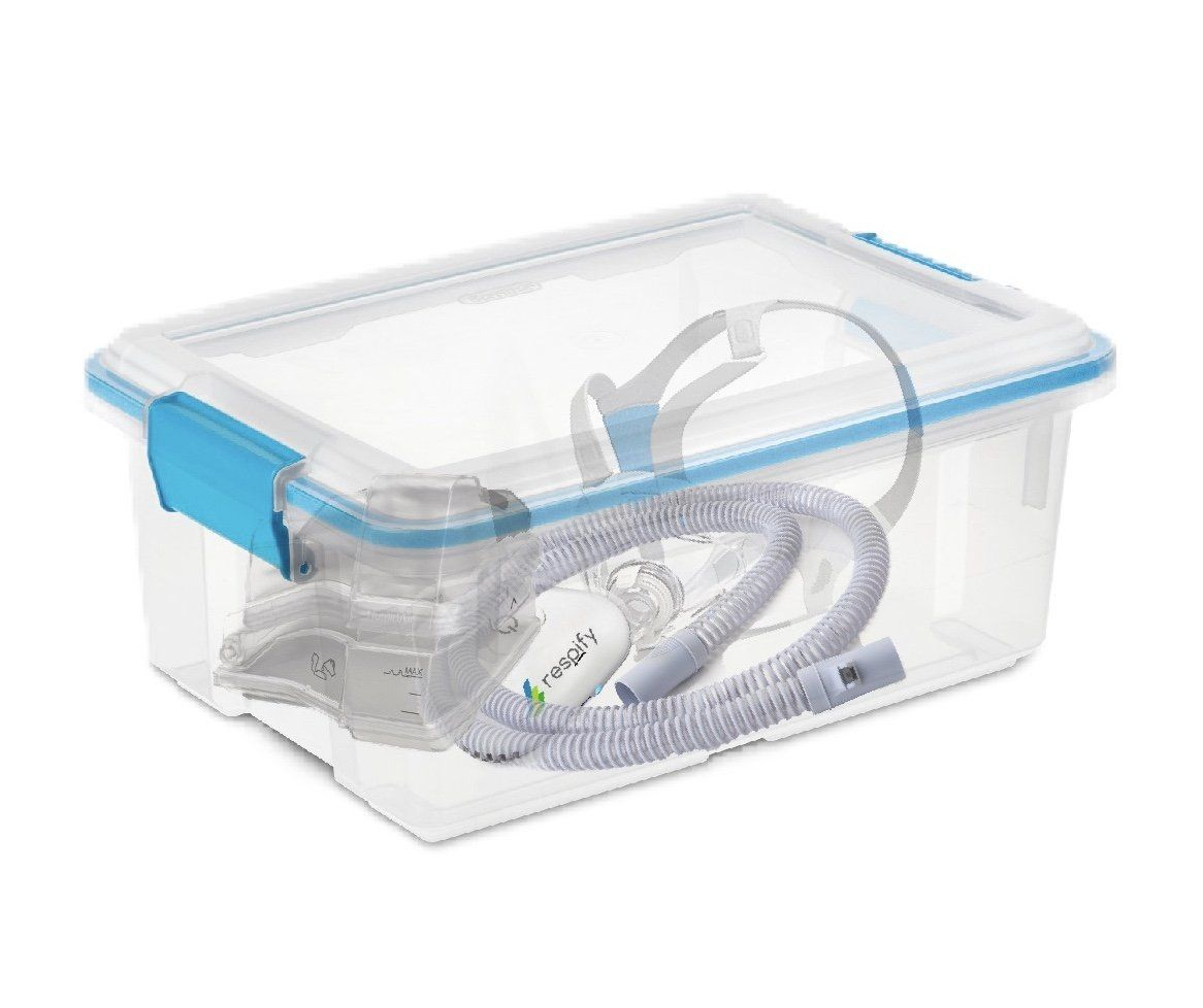 Respify Cpap Cleaner And Sanitizer Deluxe Home And Travel System Cpap Cpap Cleaning Sanitizer