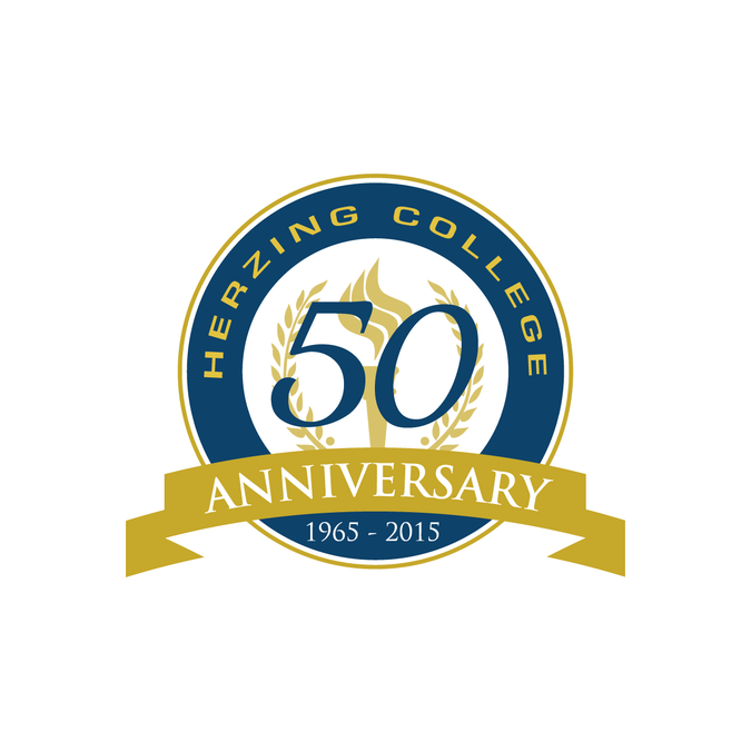 Create a Polished 50th Anniversary Logo/Seal for Canadian