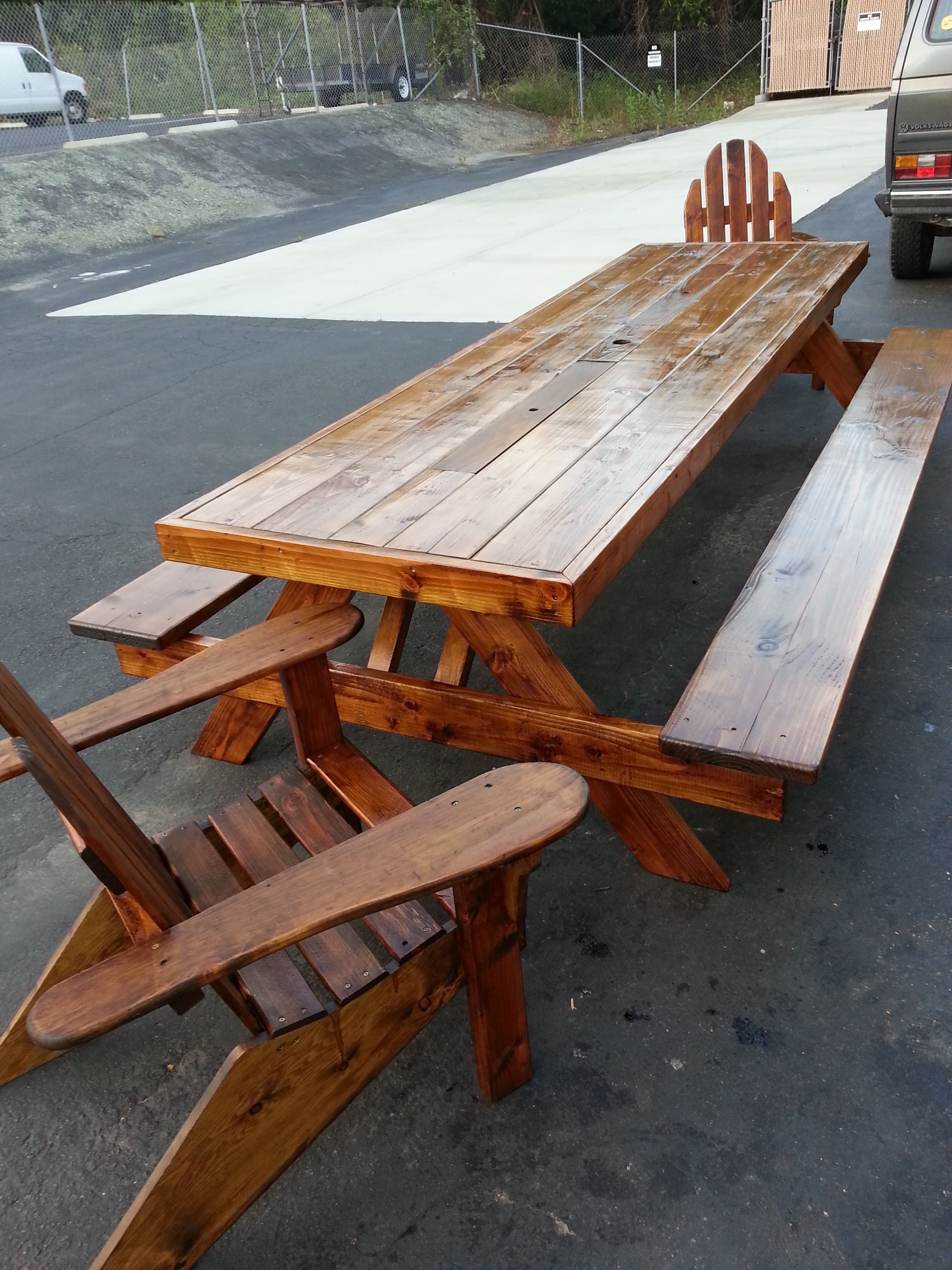 Pin On Picnic Plus Custom Outdoor Furniture