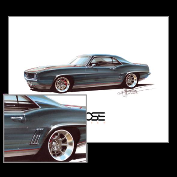 Chip Foose Foose Design Car Hacks Chip Foose Chips Cars
