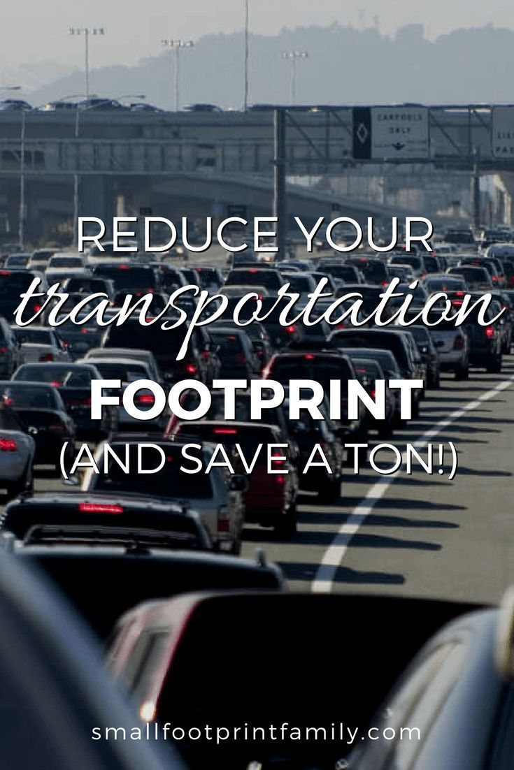 Nothing would protect the environment and decrease our dependence on oil more than taking steps to reduce your transportation footprint. Here's how...  #greenliving #greencommute #ecofriendly #sustainability #gogreen #naturalliving #climatechange #greenoffice #savingmoney #moneysavers