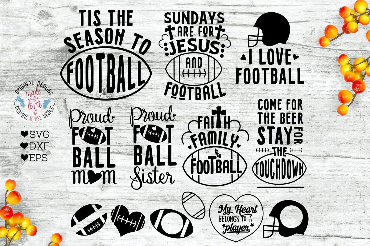 Thanksgiving Mini Bundle In 2020 American Football Football Sister Football Mom